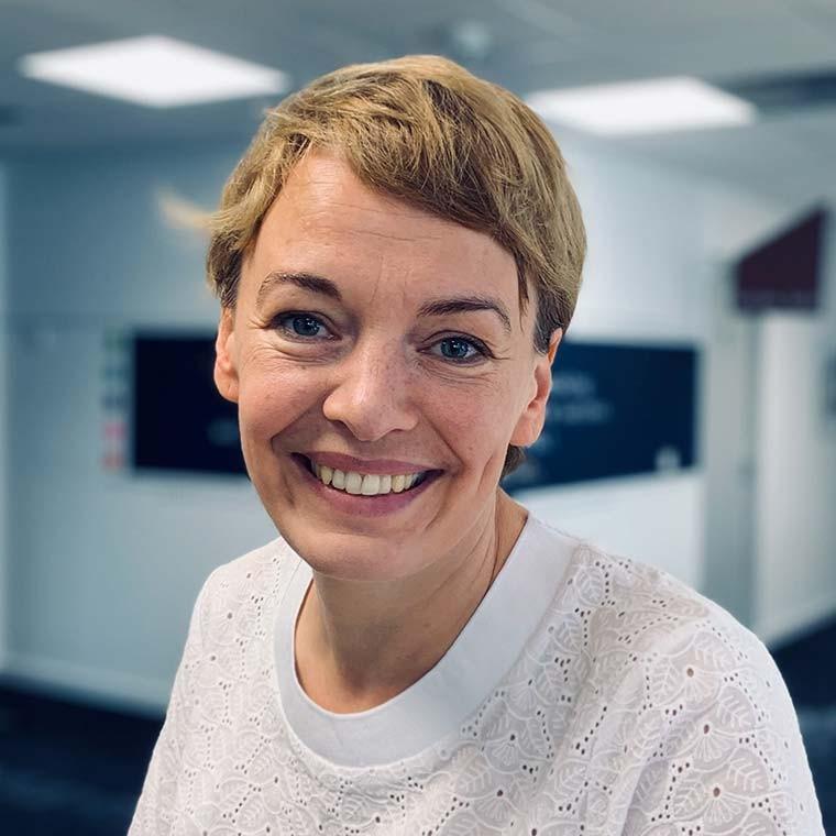 Britta Pröfrock - Organisationsberaterin, Systemischer Coach, Trainerin