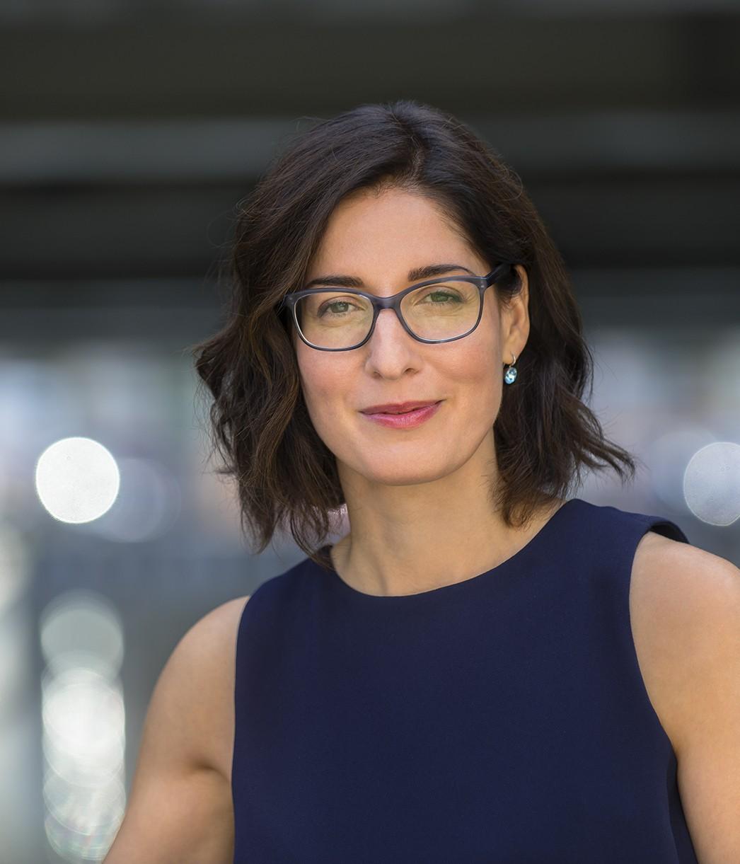 Elli Gomann - Co-Founder, Head Executive Coach